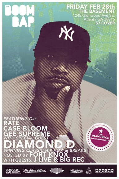 Diamond D Boom Bap