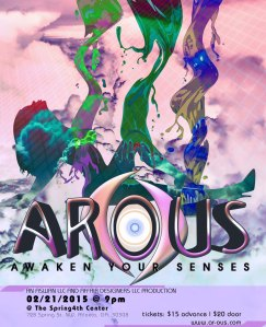 Arous front